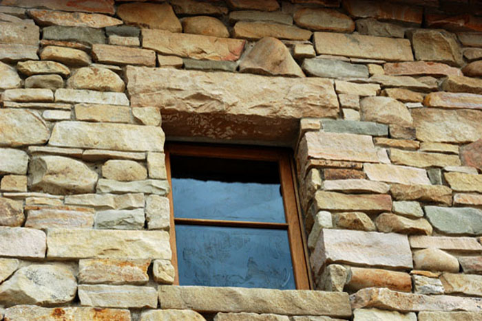 Architectural Details 171 Malibu Stone And Building