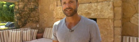 David Charvet featured on TV's Entertainment Tonight