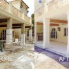 Palm Canyon Columns Before and After