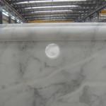 Custom Alabsco Marble tub