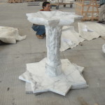 Alabasco Marble Fountain